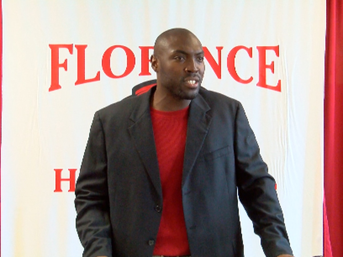 Florence introduces Rod Davis as new head football coach