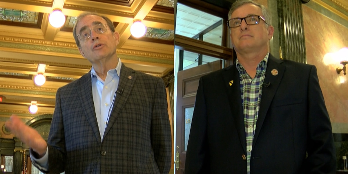 Lt. Governor candidates square off in debate