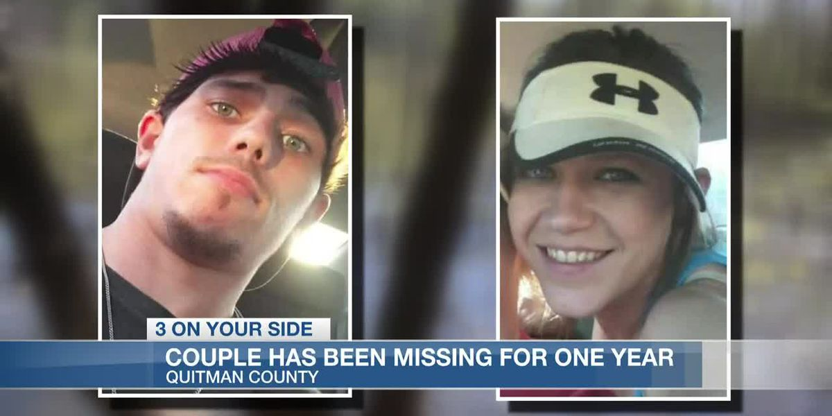 Couple has been missing for over 1 year