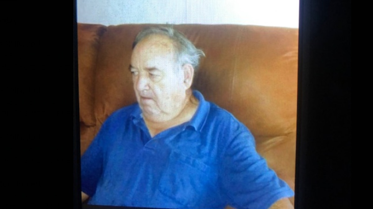 Silver Alert issued for missing Forrest Co. man