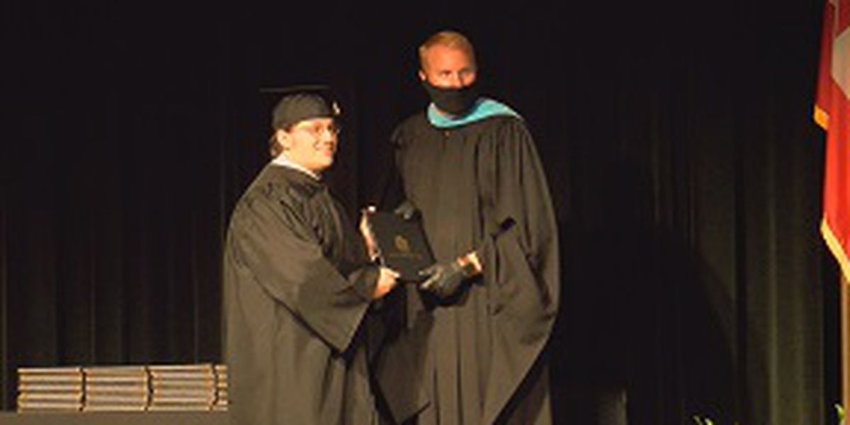 Graduation Day for Northwest Rankin High School seniors