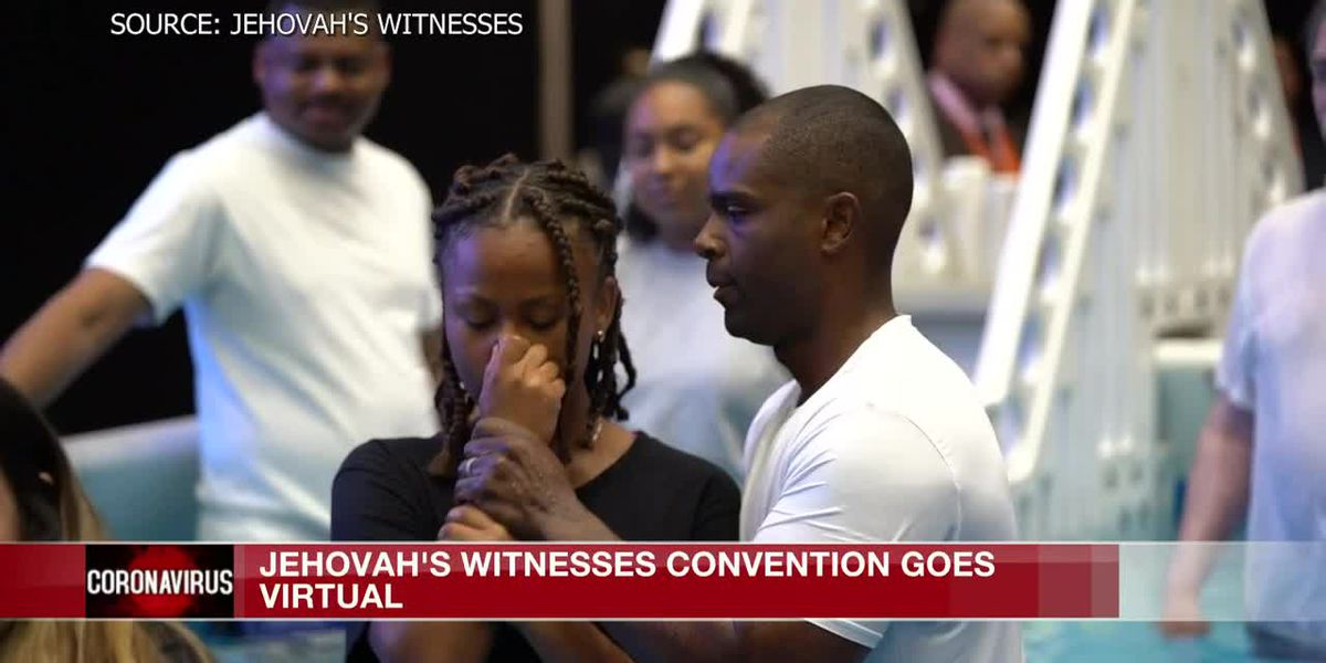 Jehovah's Witness convention goes virtual
