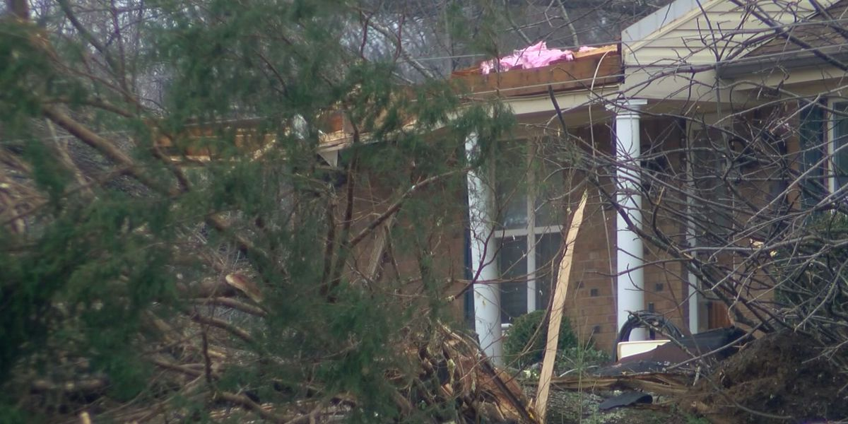 More than 200 homes left damaged in DeSoto County