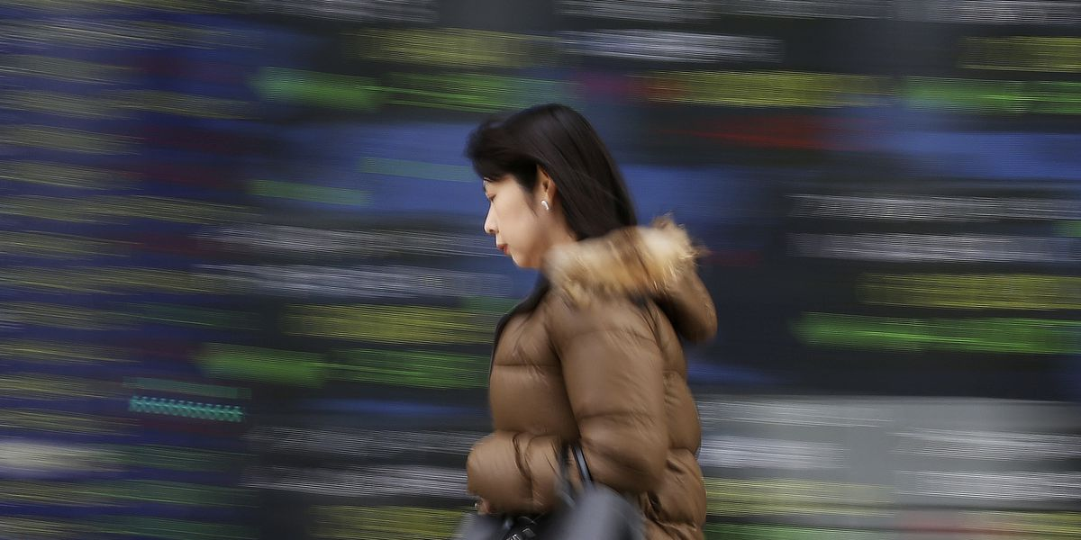 Asian stocks slip, US set for higher open post-Christmas