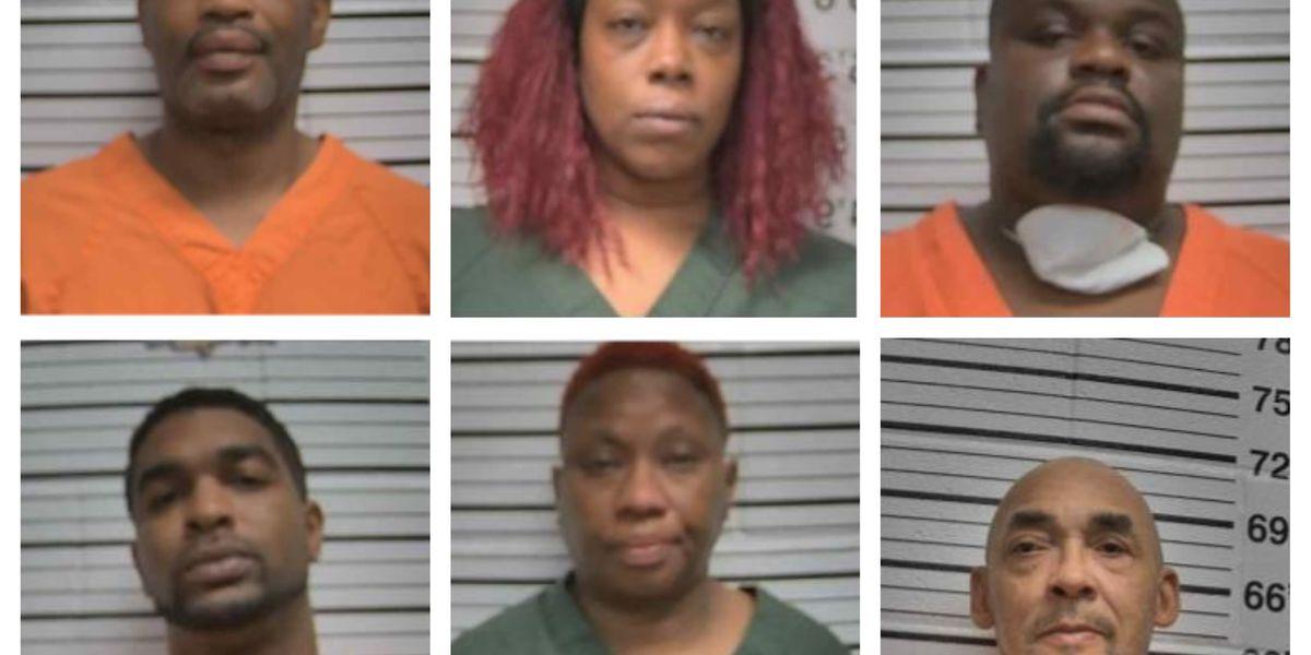 Six arrested in major drug bust in Scott Co.