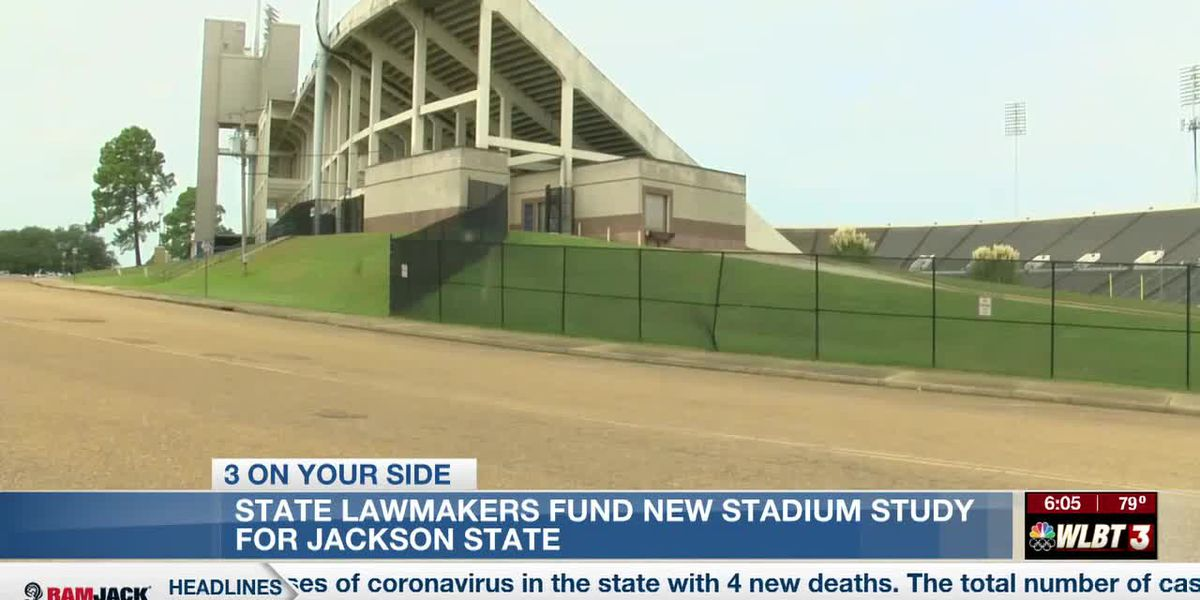 Lawmakers allocate $250,000 to fund study on possibility of new JSU stadium