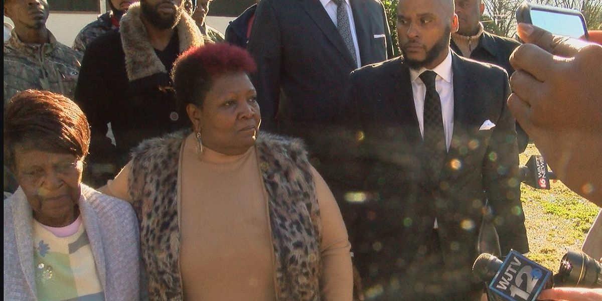 'We did not get justice': Family of homicide victim George Robinson wants JPD officers involved to be jailed
