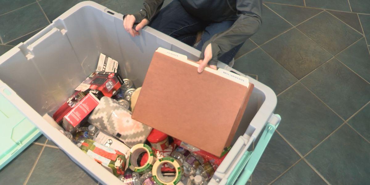 MEMA stresses hurricane preparedness kits ahead of back to back storms