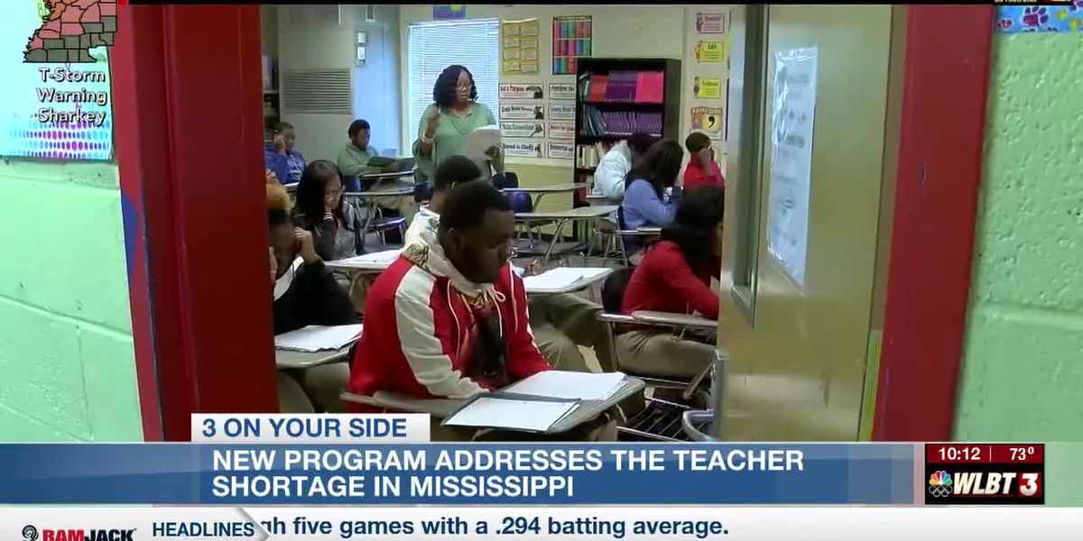 One local university and school district team up to combat teacher shortage in the state