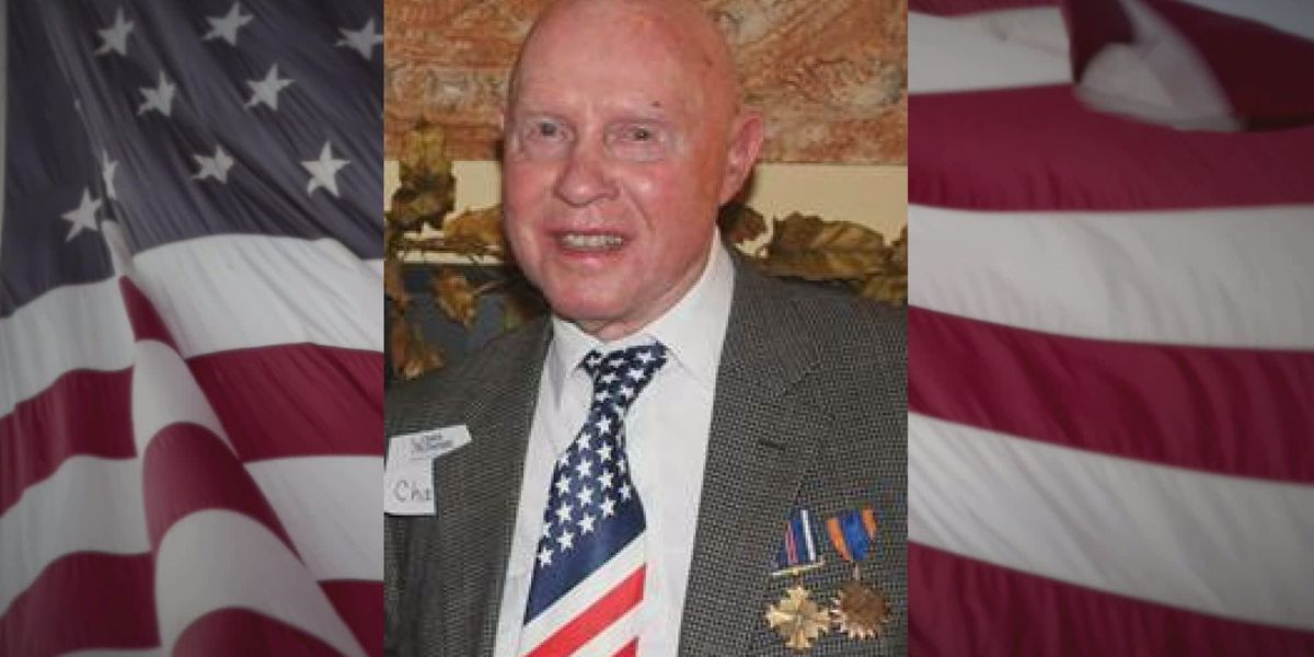 Decorated WWII bomber pilot from Mississippi to be laid to rest at 98