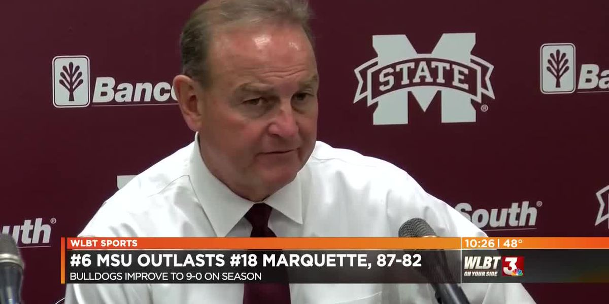 Teaira McCowan and Vic Schaefer after the Marquette win
