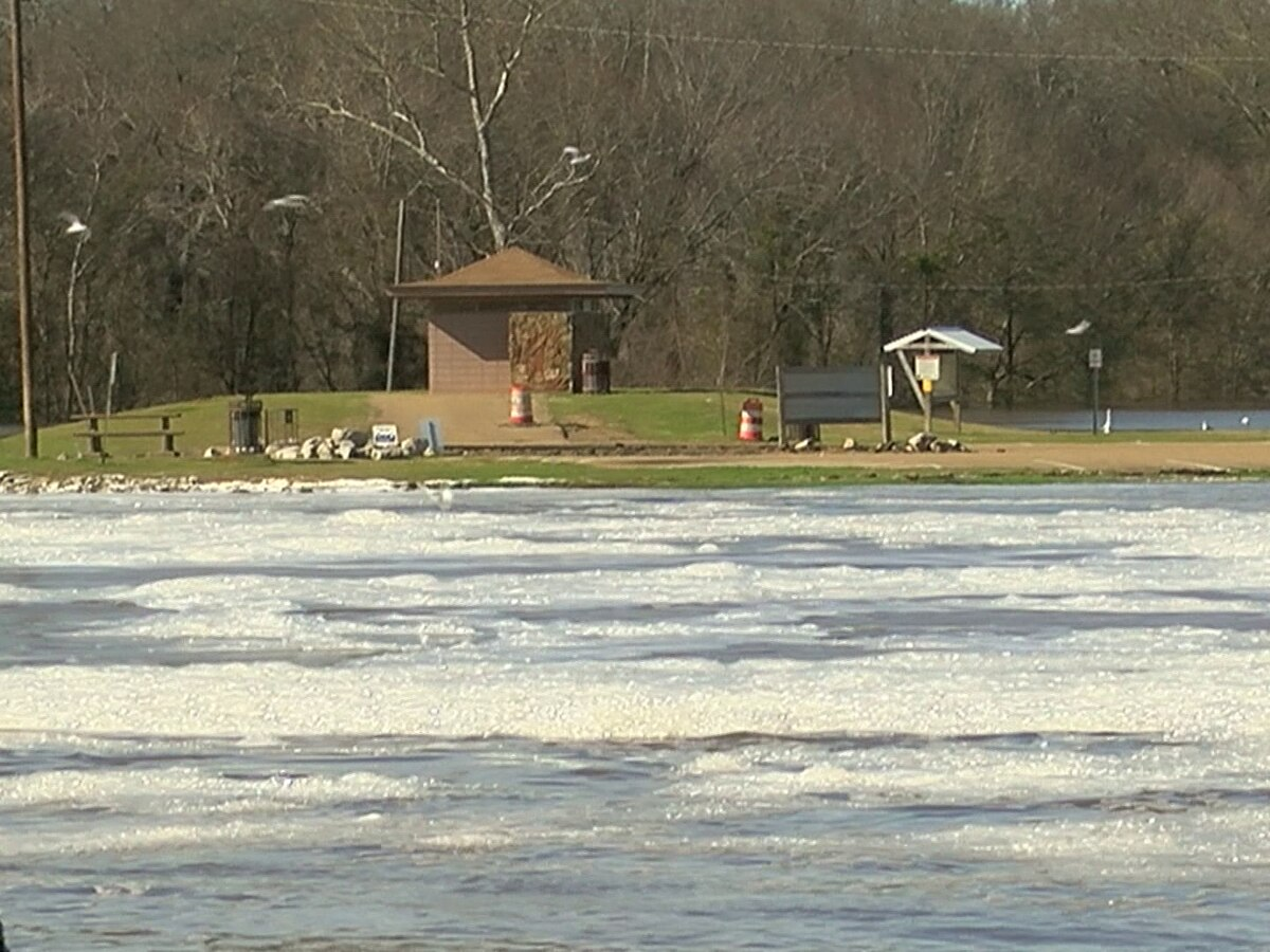 Forecasted Pearl River crest lowered by half foot