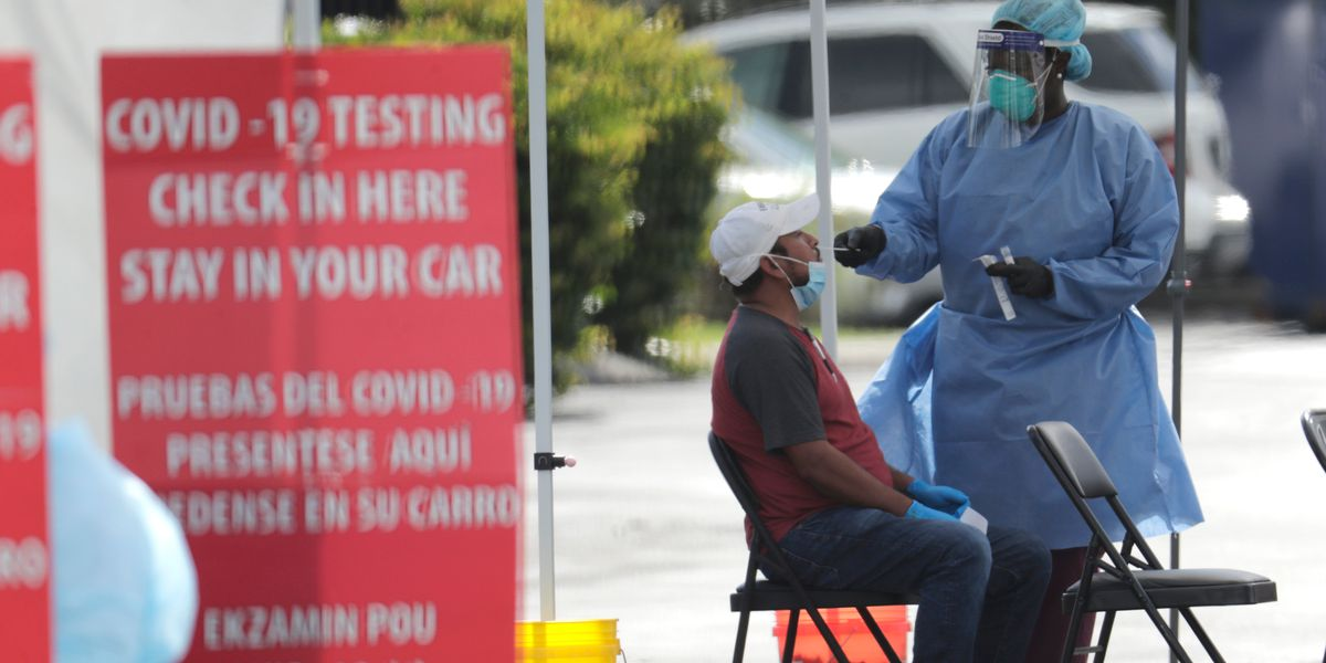 CDC drops controversial testing advice that caused backlash