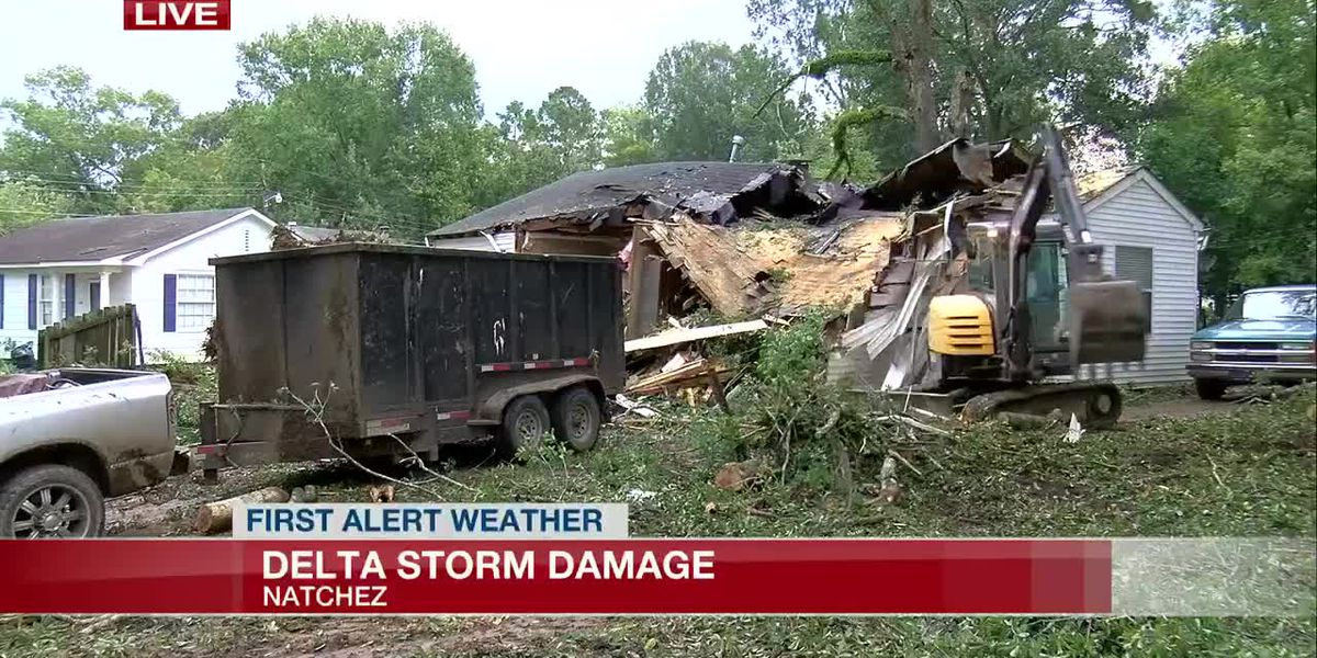 Homes and businesses damaged during storms in Adams County