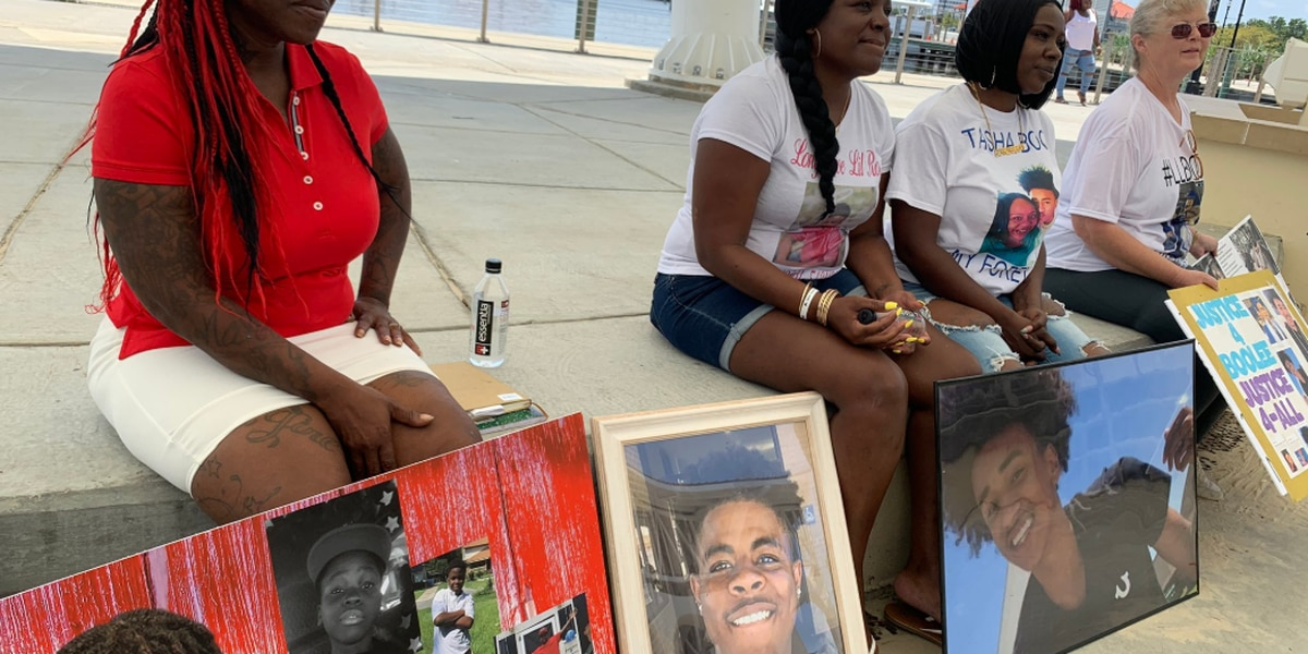 Mothers against gun violence plea to end trend of deadly teen shootings on Coast