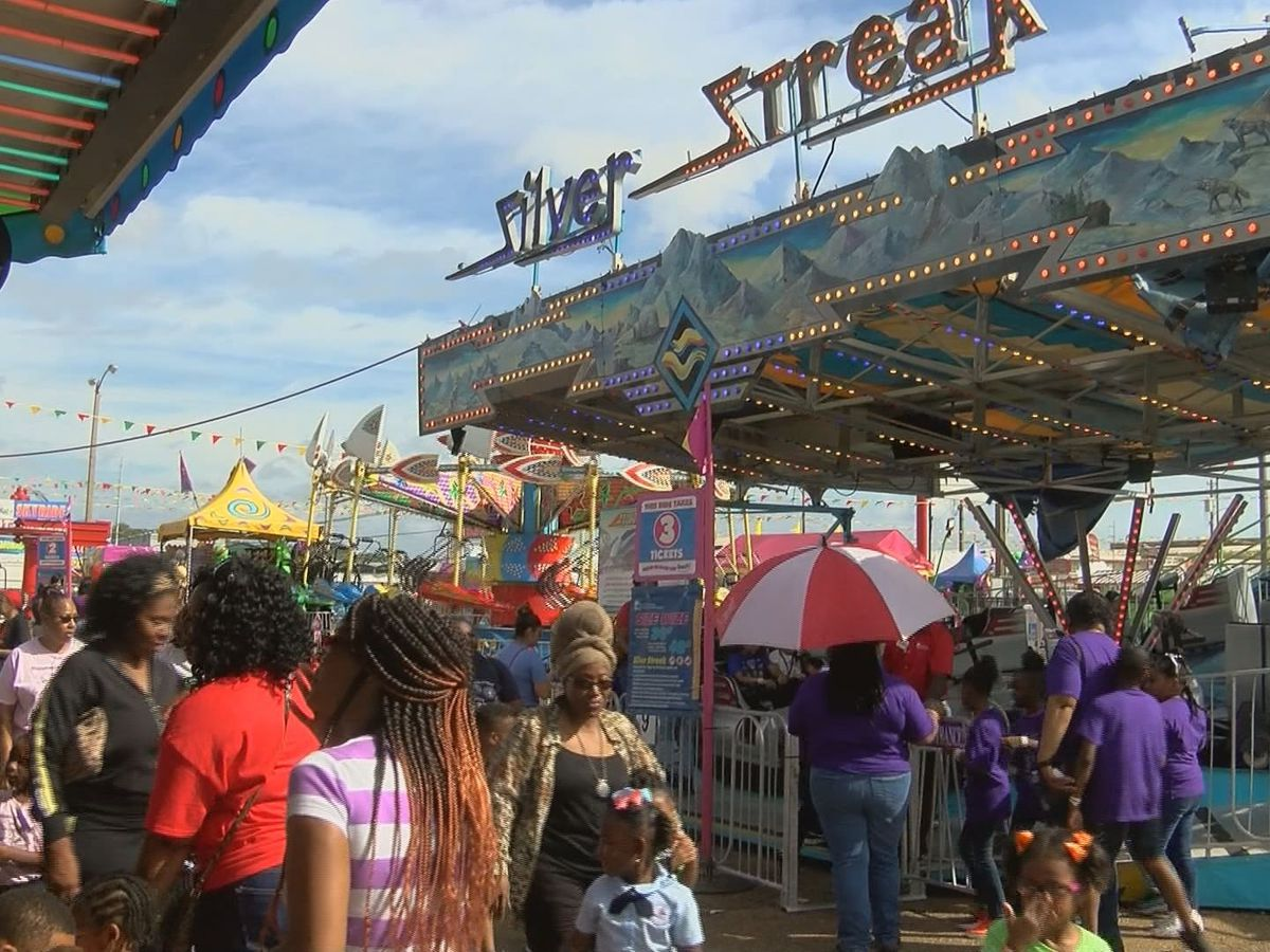 Bidding a fond fair-well to the 160th Mississippi State Fair
