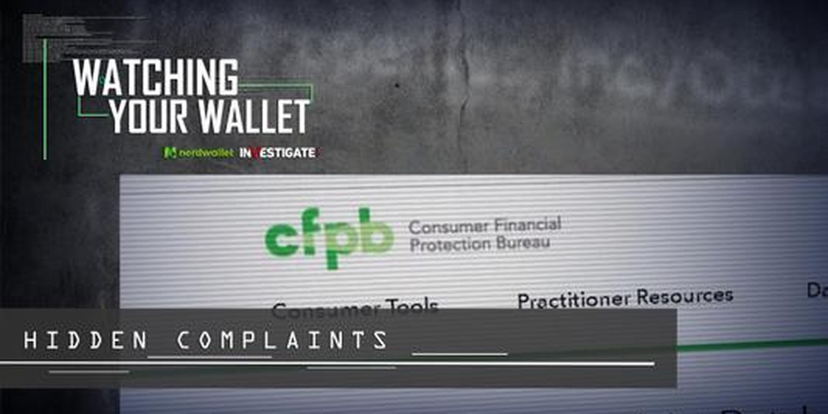 Hidden Complaints: Thousands of complaints against financial companies not on national database