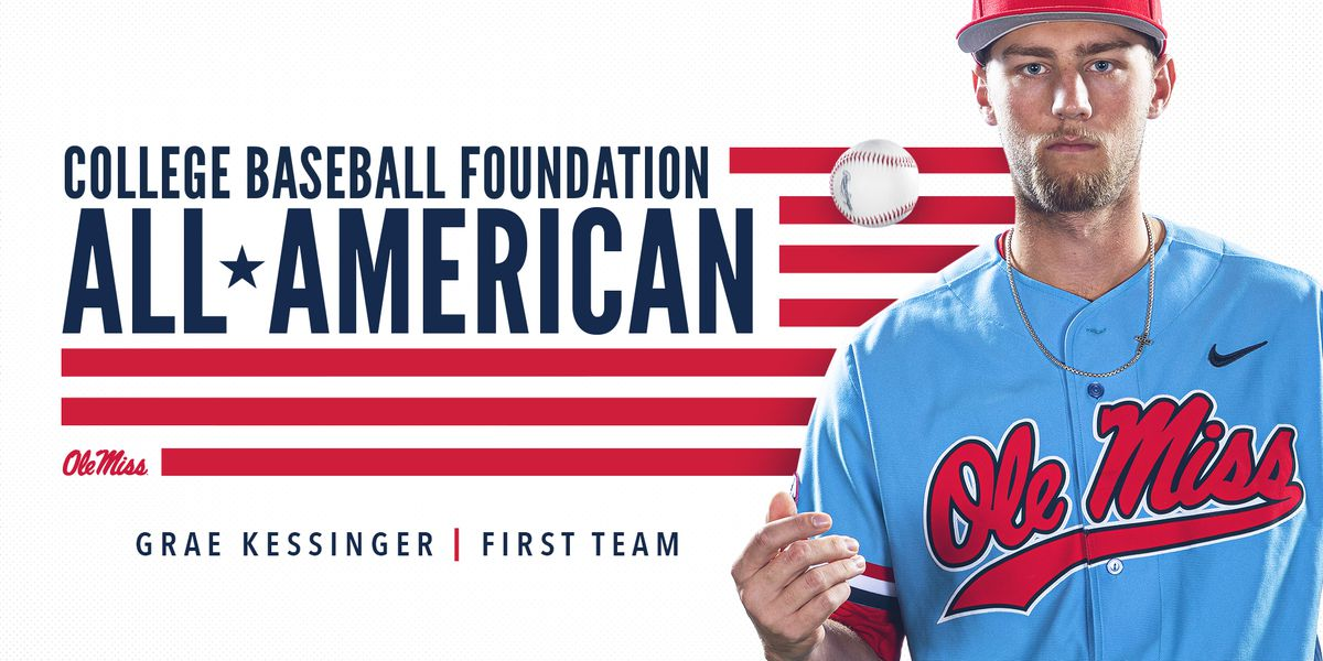 Grae Kessinger named First Team All-American
