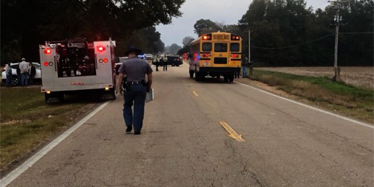 22-year-old charged in death of Lee County child hit while getting on school bus