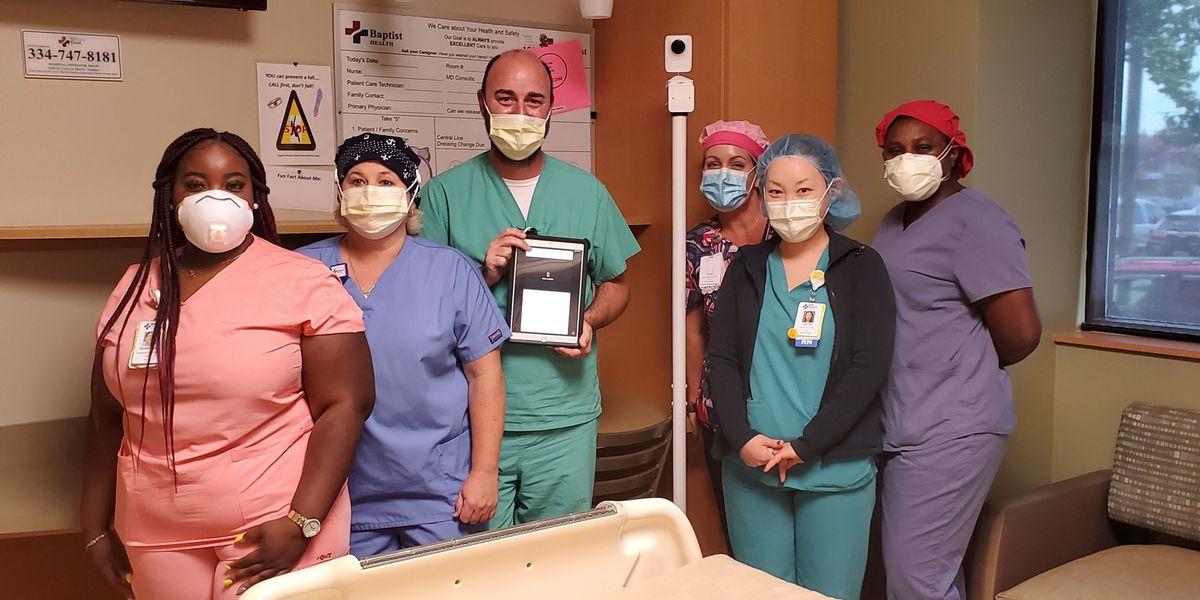 Oscar-winning actress Octavia Spencer makes donation to Baptist Health