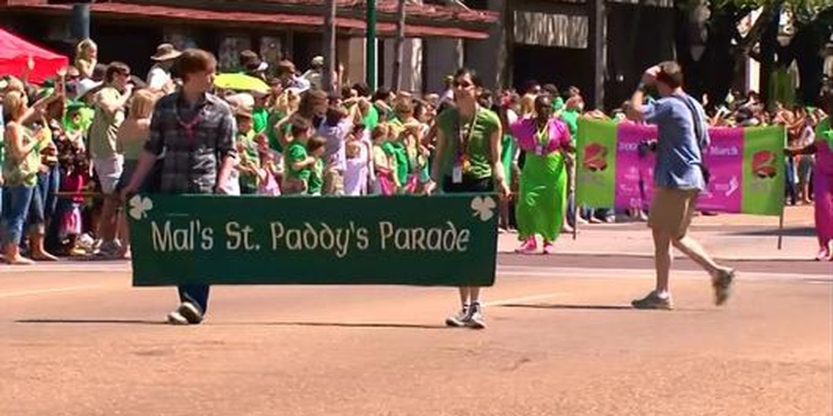 WATCH LIVE: 36th Annual Hal's St. Paddy's Parade