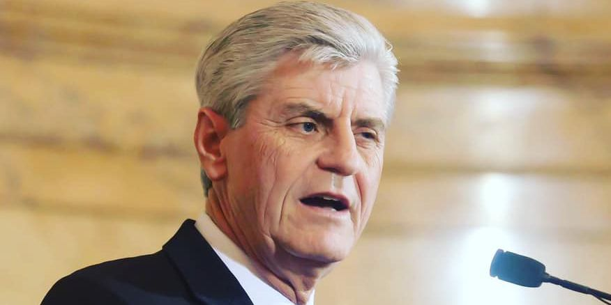 Governor Phil Bryant delivers his final State of the State address