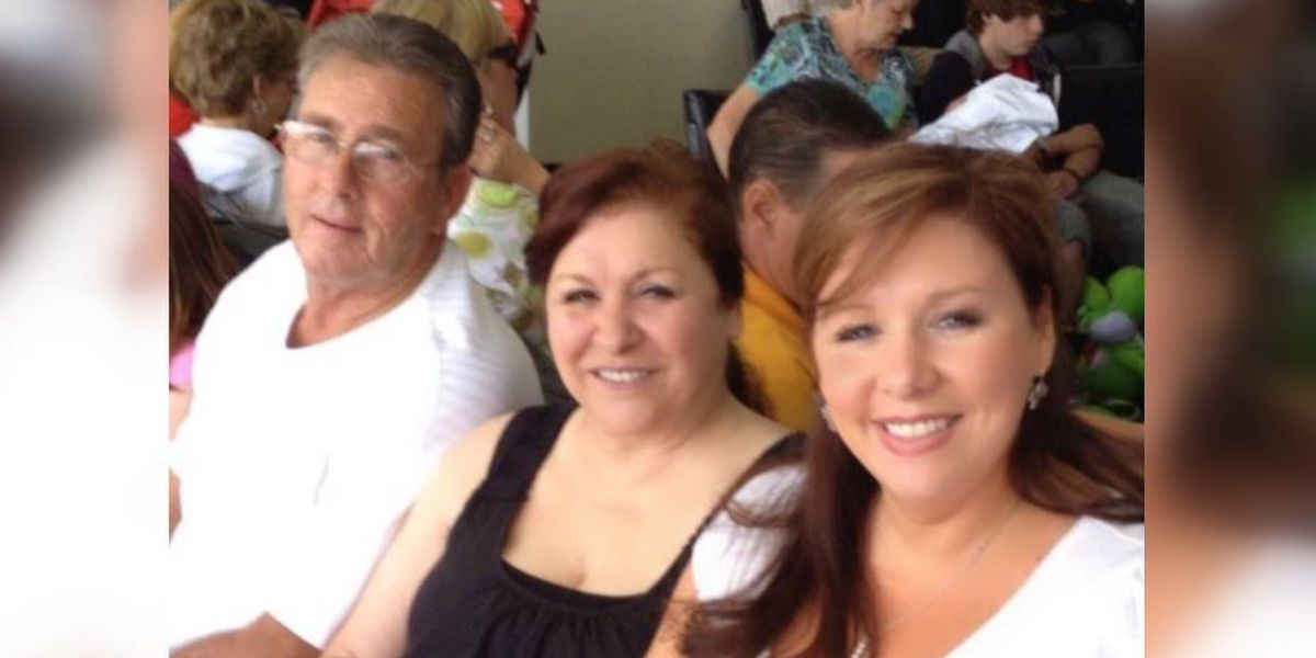 Louisiana woman loses both parents to COVID-19, pneumonia days apart