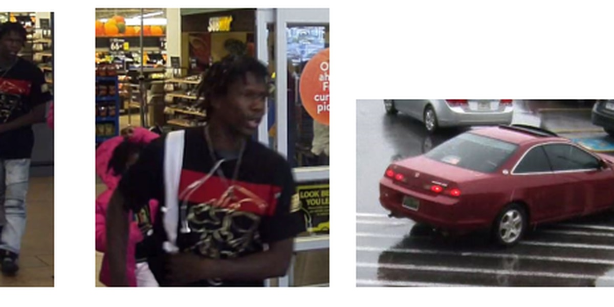 Tuscaloosa police looking for a driver who backed into a man, hitting him in a parking lot