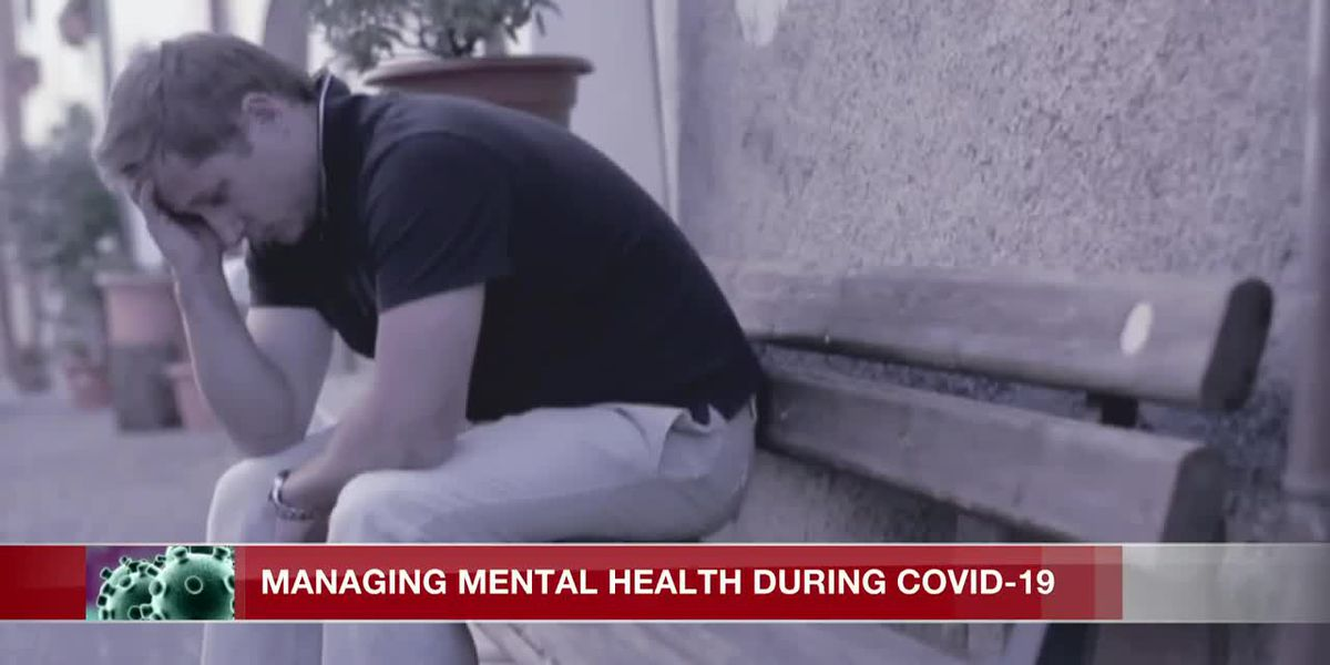 Managing mental health during Covid-19 pandemic