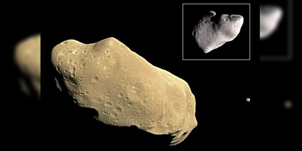 Stadium-sized asteroid will fly by Earth on Saturday