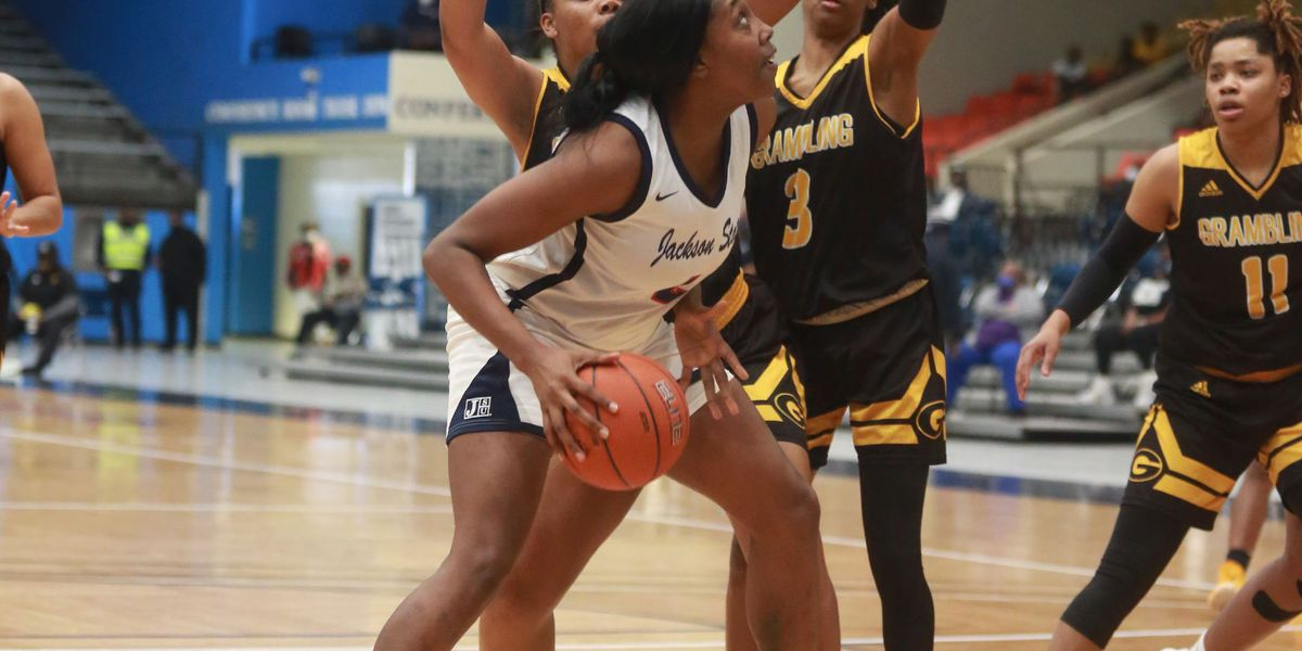 JSU women continue to roll with win over Grambling
