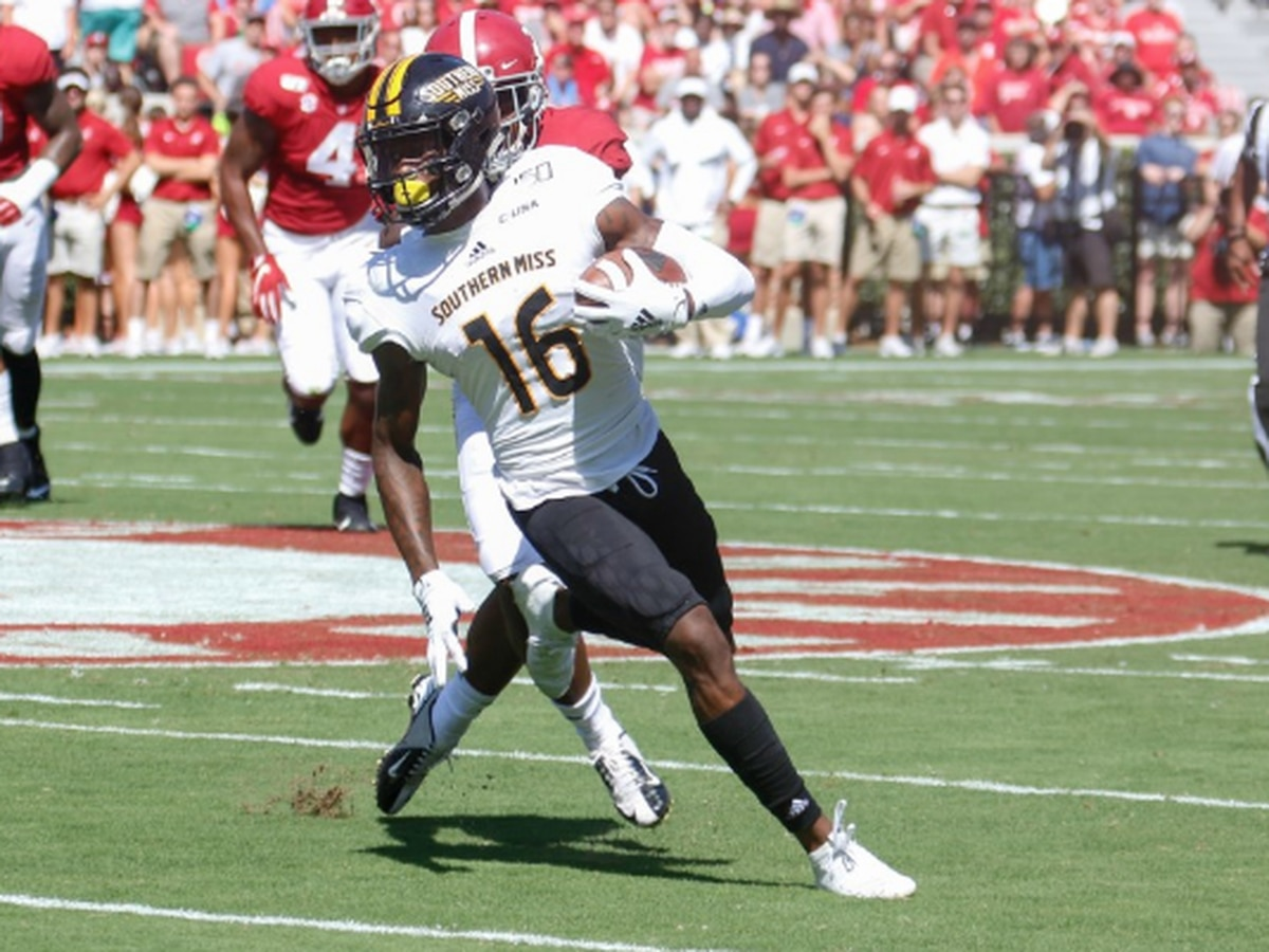 USM's Watkins picked by Eagles