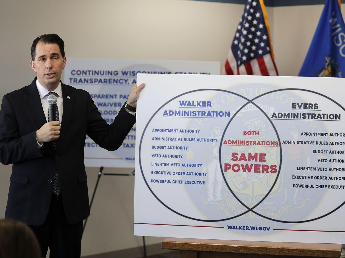Wisconsin, Michigan Republicans enact lame-duck limits