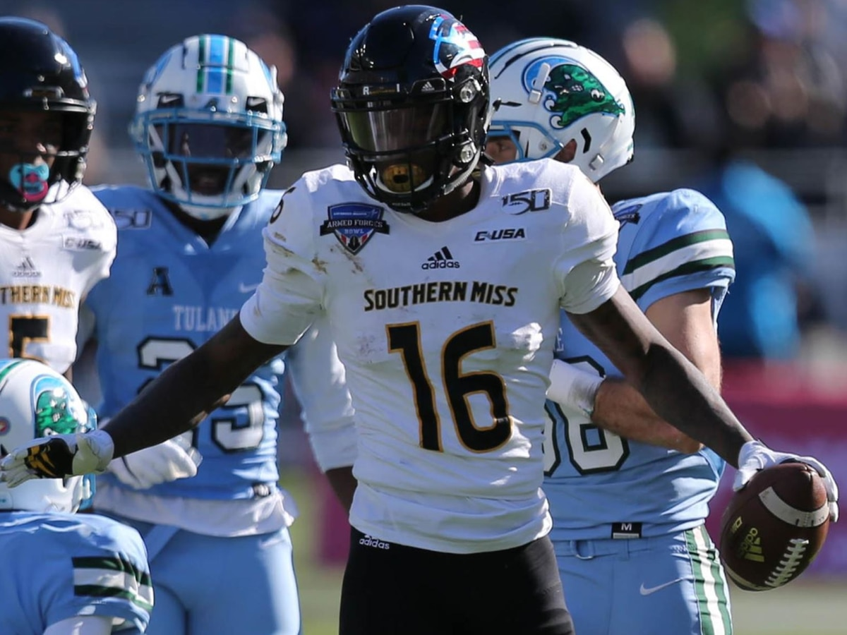 Third quarter disaster shuts down USM in Armed Force Bowl