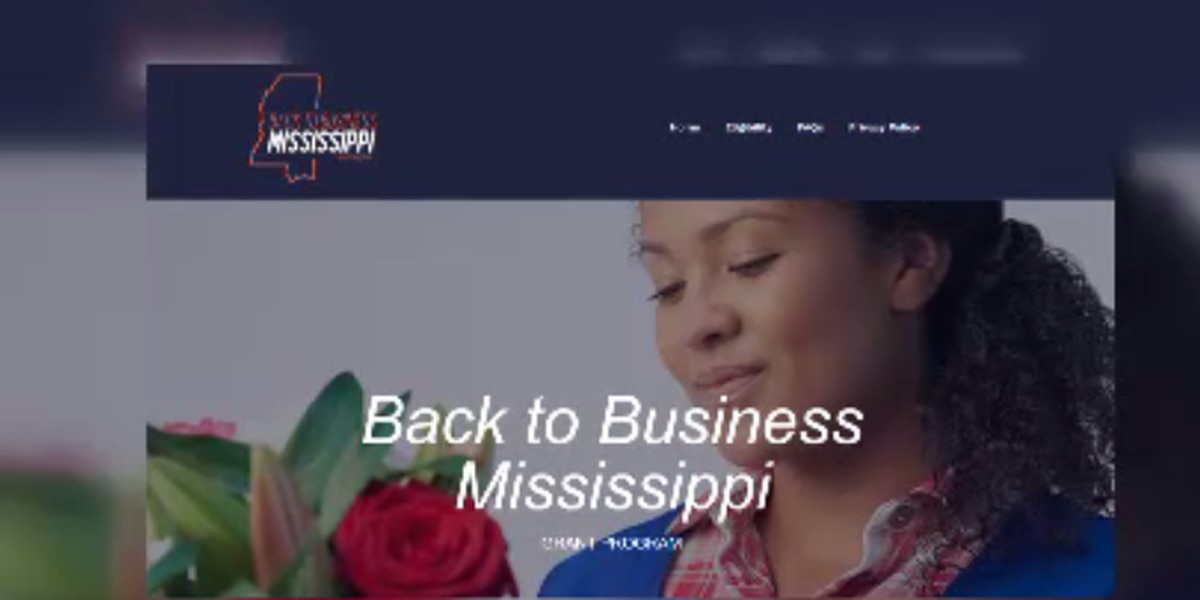 Small business grant checks being distributed soon in MS