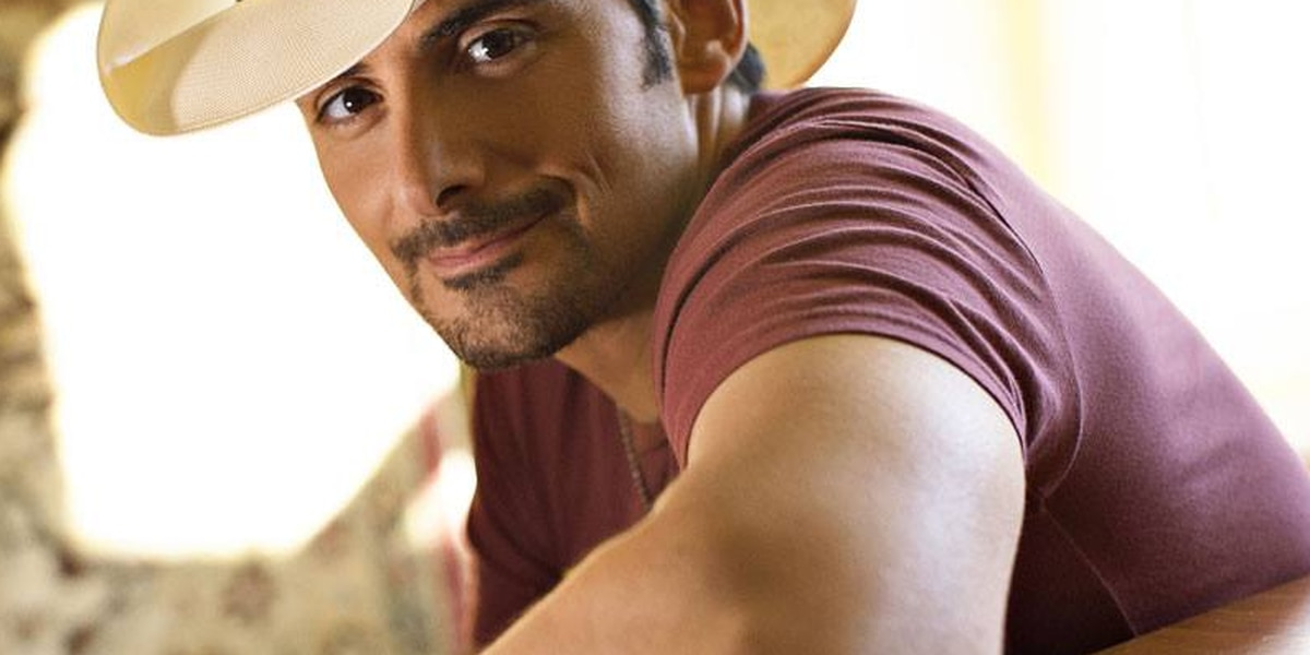 Brad Paisley to perform at Brandon Amphitheater in July