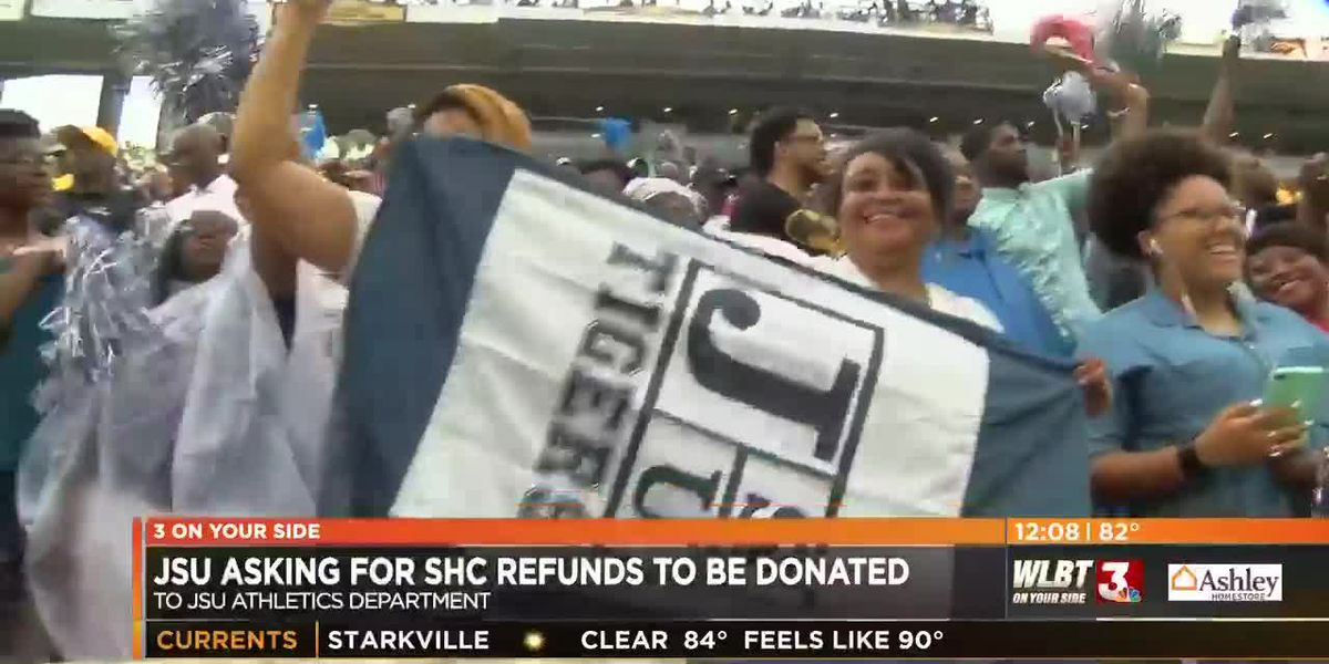 JSU asks ticket holders to donate Southern Heritage Classic refunds to athletic department