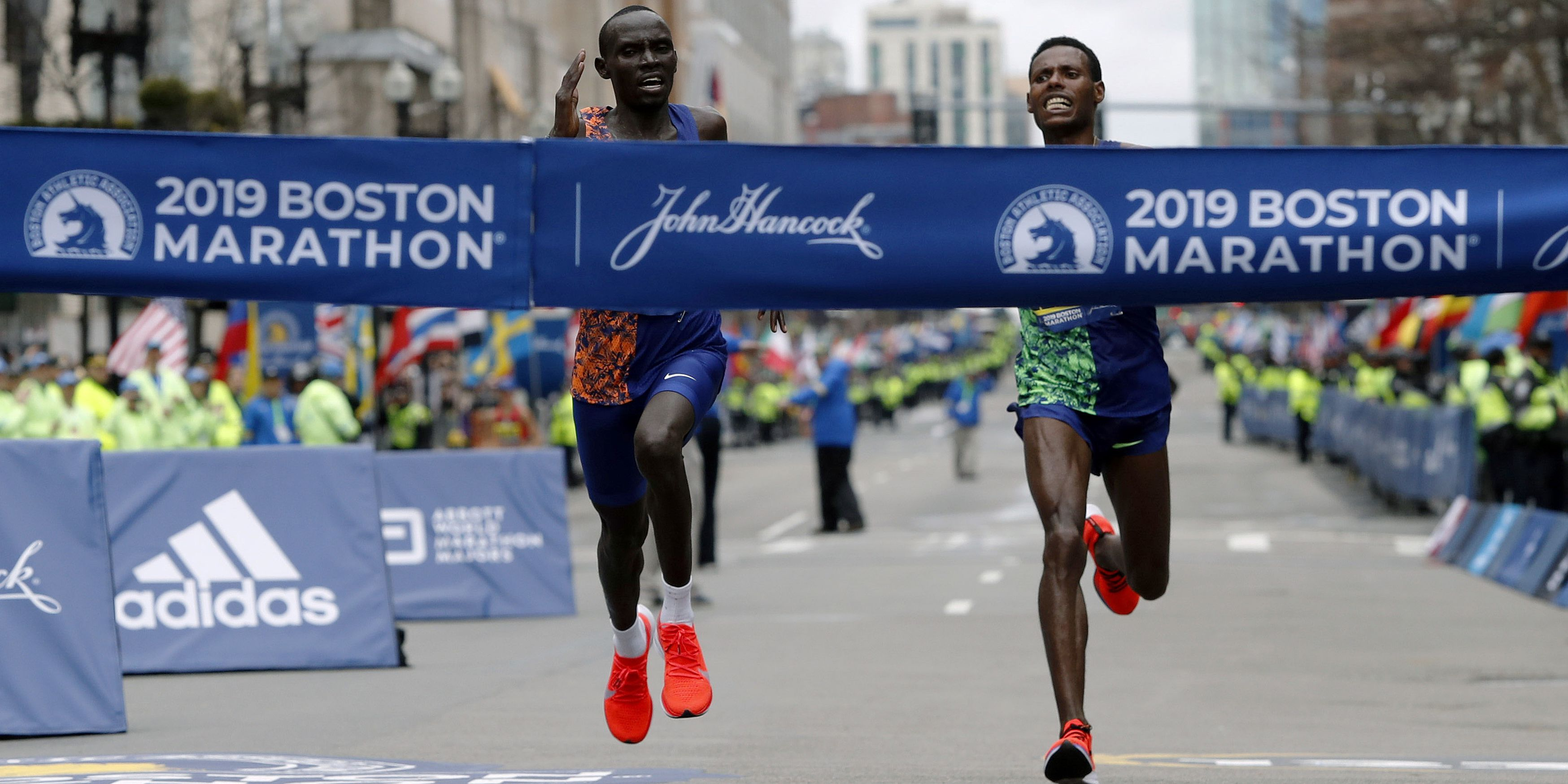 2021 Boston Marathon postponed at least until the fall