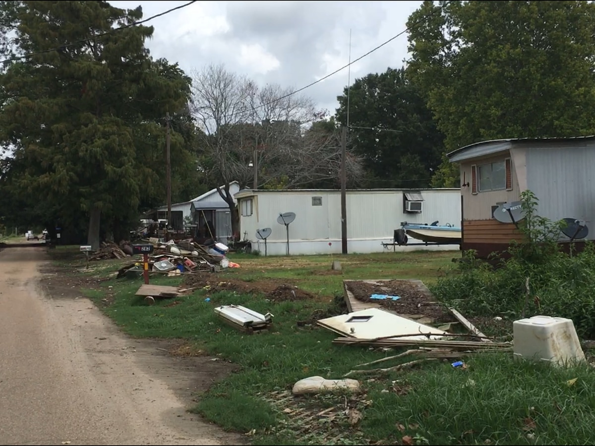 Lower Delta flood victims on slow road to recovery