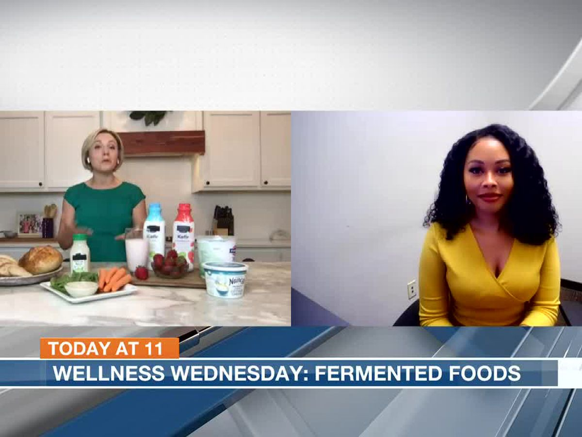 TODAY at 11: Fermented foods for better health