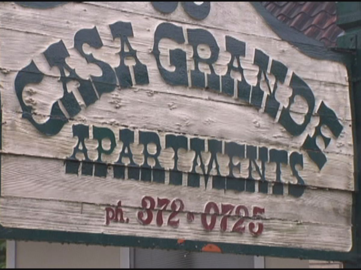 Taking Back Our Streets: Back to Casa Grande
