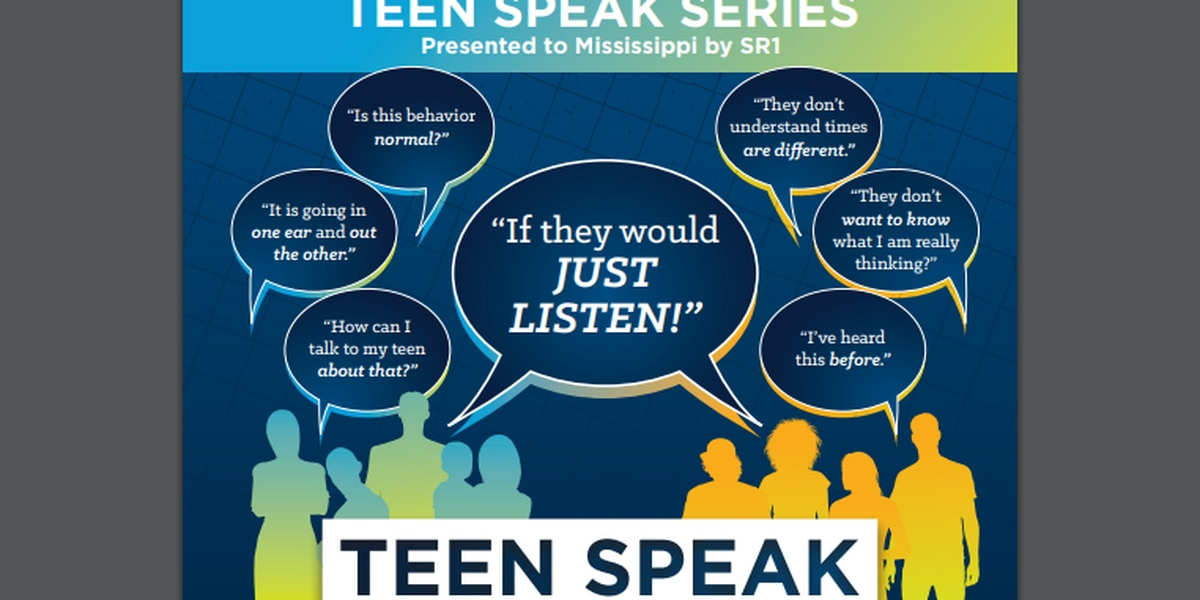 Local nonprofit hosts best selling author for Teen Speak series encouraging healthy communication