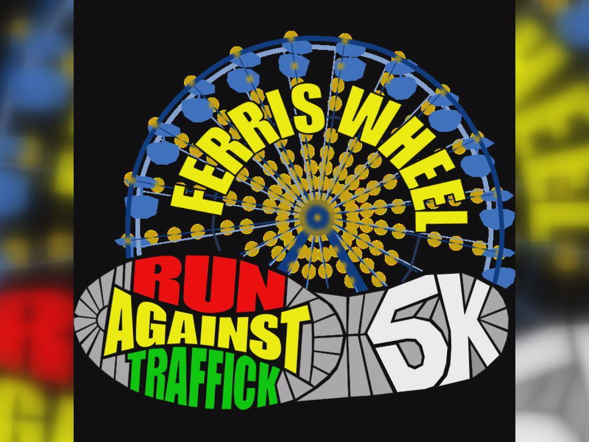 Mississippi State Fair hosting Ferris Wheel Run Against Traffick 5K to raise awareness of human trafficking
