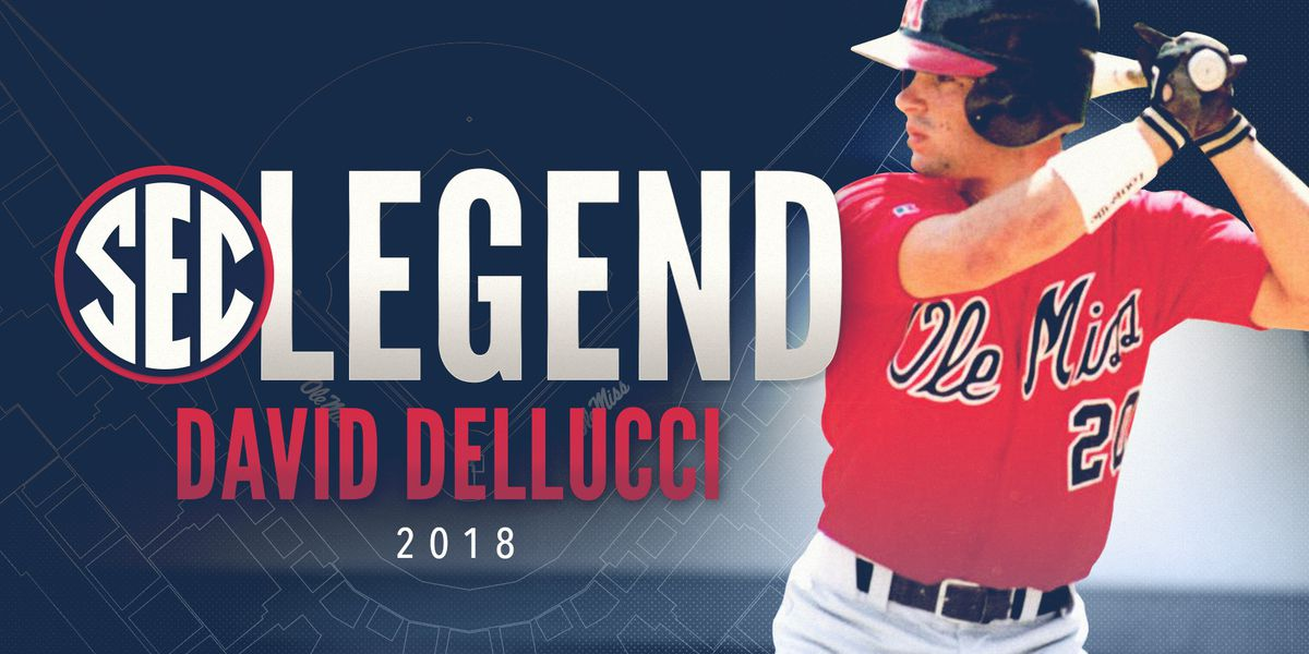 David Dellucci keeps promise, earns Ole Miss degree