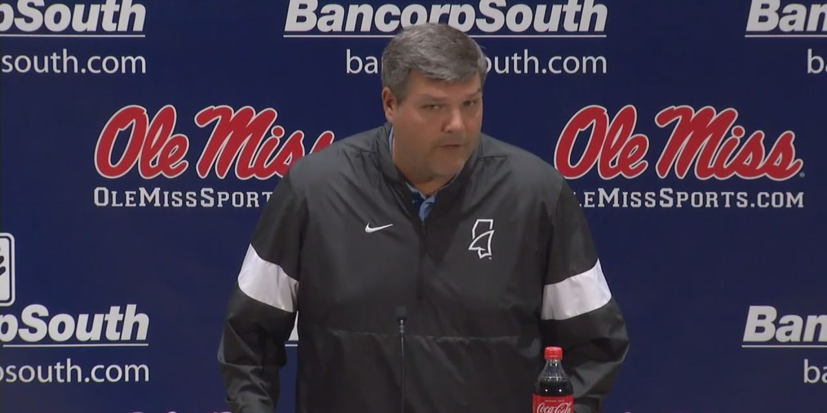 "Matt Luke and Rebels face an ""elite"" rushing defense"