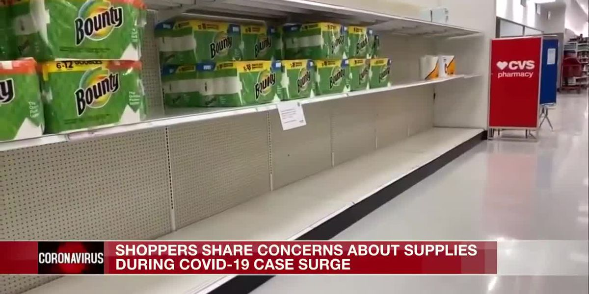 'I stocked up': Miss. shoppers finding essential items despite shortage nationwide