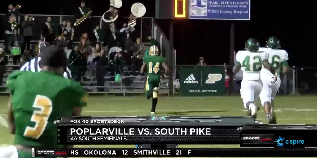 South Pike's season ends with loss to Poplarville