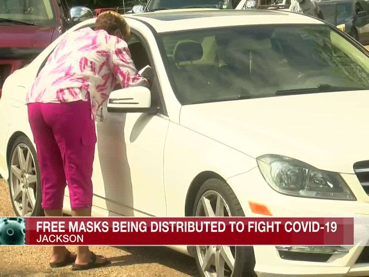 Metro area cities distribute masks to fight the COVID-19 spread