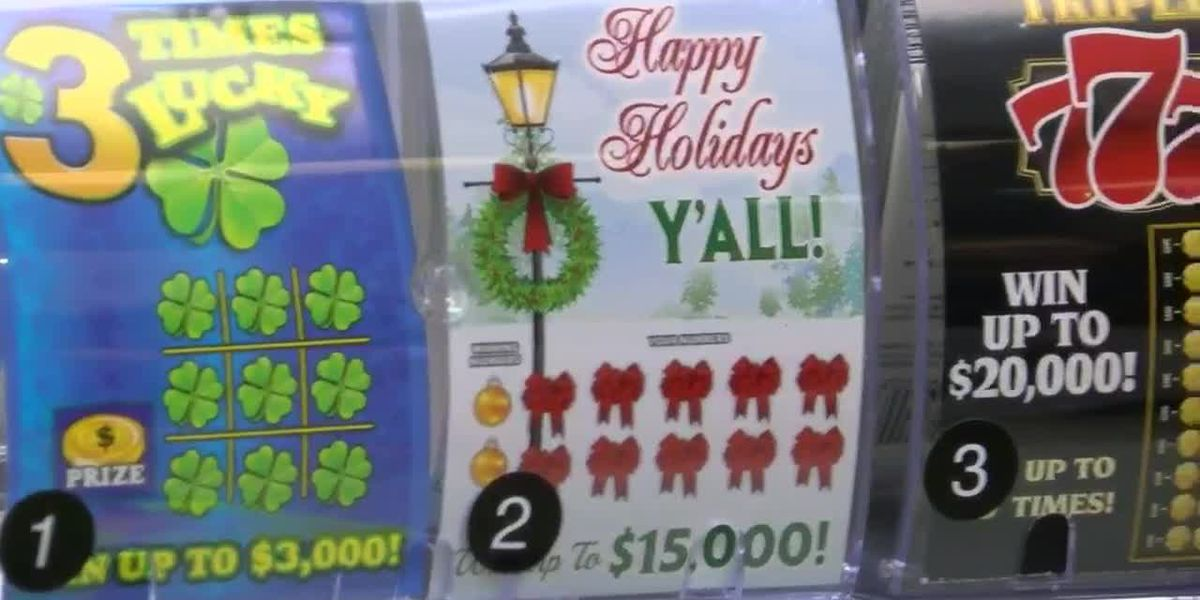 Customers, businesses see returns in Mississippi lottery
