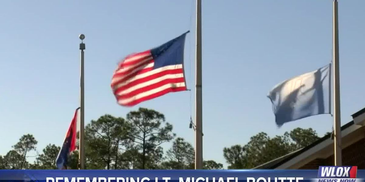 Gov. Reeves orders flags lowered across Mississippi to honor Lt. Michael Boutte